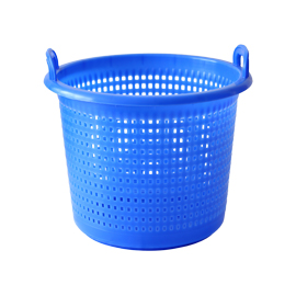 spinner basket blue 44 l